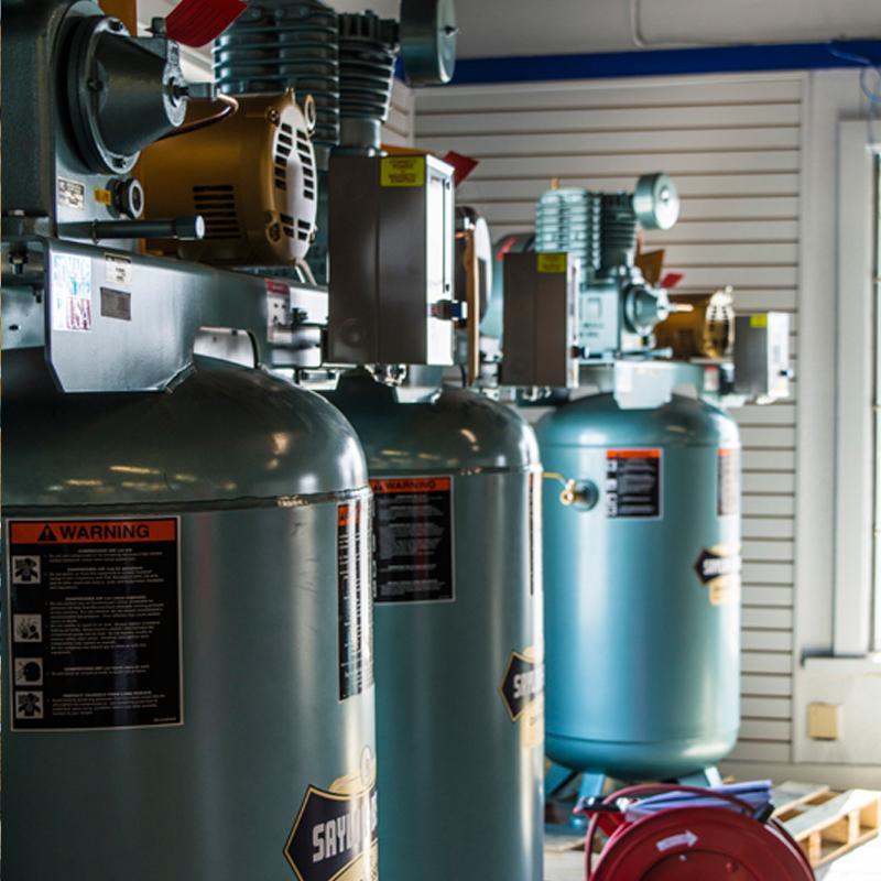 Products: Pnuematic Hydraulic